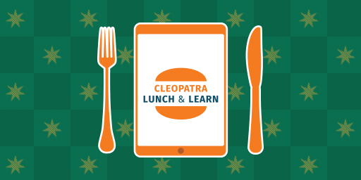 Cleopatra Lunch & Learn, Sydney