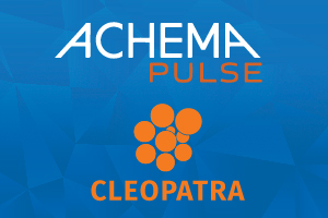 Cleopatra Enterprise at ACHEMA Pulse: Meeting the companies in the chemicals and pharmaceutical industries